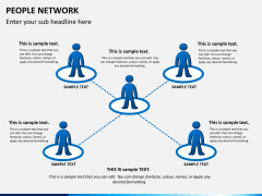 People network PPT slide 8