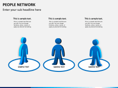 People network PPT slide 9