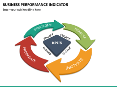 Business performance indicator PPT slide 10