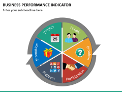 Business performance indicator PPT slide 11