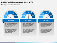 Business performance indicator PPT slide 4