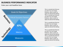 Business performance indicator PPT slide 5
