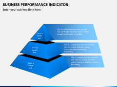 Business performance indicator PPT slide 7
