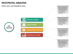 PEST/Pestel analysis PPT slide 19
