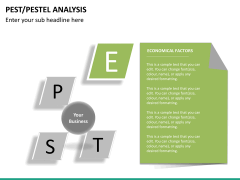 PEST/Pestel analysis PPT slide 24