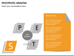 PEST/Pestel analysis PPT slide 25