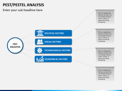PEST/Pestel analysis PPT slide 3