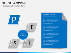 PEST/Pestel analysis PPT slide 7