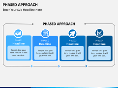 Phased approach PPT slide 1