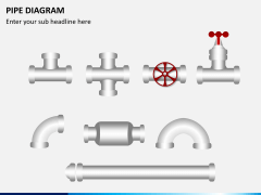 Pipe diagrams PPT slide 3