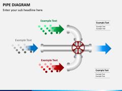 Pipe diagrams PPT slide 4
