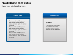 Placeholder text PPT slide 11