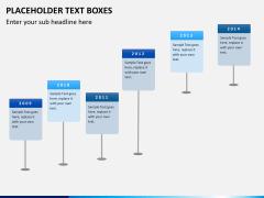 Placeholder text PPT slide 14
