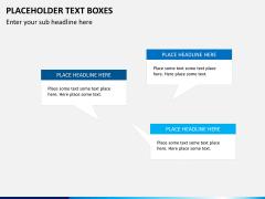 Placeholder text PPT slide 15