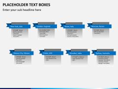 Placeholder text PPT slide 8