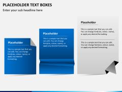 Placeholder text PPT slide 9