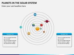 Planets in solar system PPT slide 2