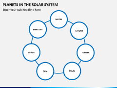 Planets in solar system PPT slide 6