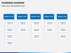 Planning diagrams PPT slide 10