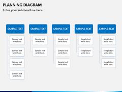 Planning diagrams PPT slide 10