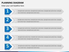 Planning diagrams PPT slide 5