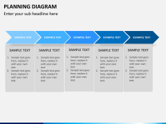 Planning diagrams PPT slide 9