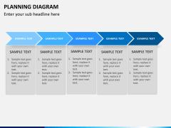Planning diagrams PPT slide 9