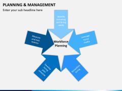 Planning and management PPT slide 6
