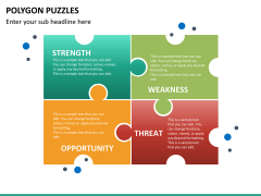 Polygon puzzle PPT slide 23