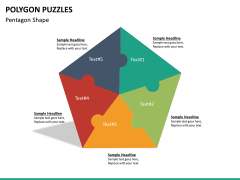 Polygon puzzle PPT slide 15