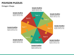 Polygon puzzle PPT slide 17