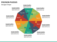 Polygon puzzle PPT slide 19