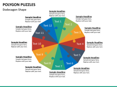 Polygon puzzle PPT slide 21