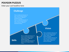Polygon puzzle PPT slide 12