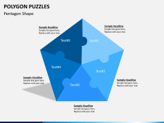 Polygon puzzle PPT slide 3
