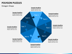 Polygon puzzle PPT slide 5