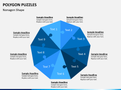 Polygon puzzle PPT slide 6