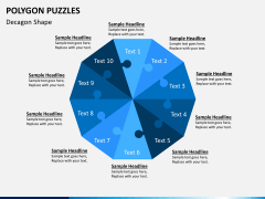 Polygon puzzle PPT slide 7