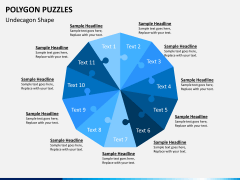 Polygon puzzle PPT slide 8