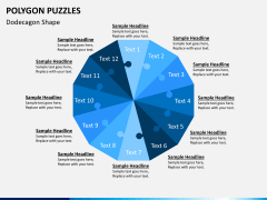 Polygon puzzle PPT slide 9