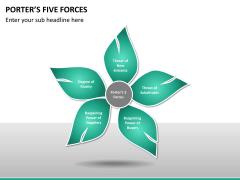 Porter's 5 forces PPT slide 17
