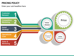 Pricing policy PPT slide 27