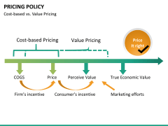 Pricing policy PPT slide 31