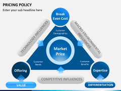 Pricing policy PPT slide 1
