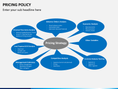 Pricing policy PPT slide 13