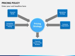 Pricing policy PPT slide 14