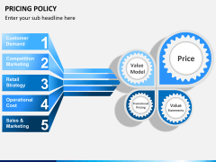 Pricing policy PPT slide 2