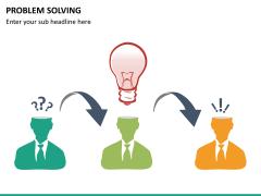 Problem solving PPT slide 13