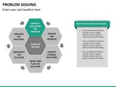 Problem solving PPT slide 17