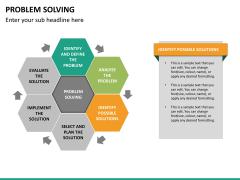 Problem solving PPT slide 19